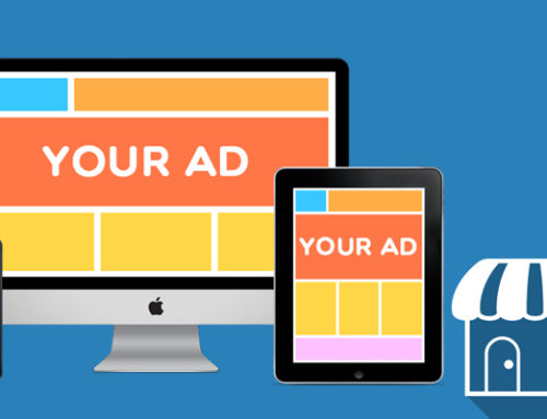 What makes online display advertising effective for small businesses?