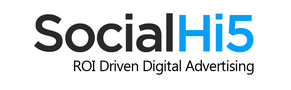 SocialHi5 – ROI Driven Digital Advertising Company Logo