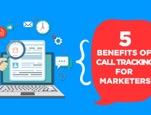 5 Benefits of Call Tracking For Marketers – Infographics